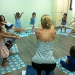 chair pose kids yoga 5aug'15